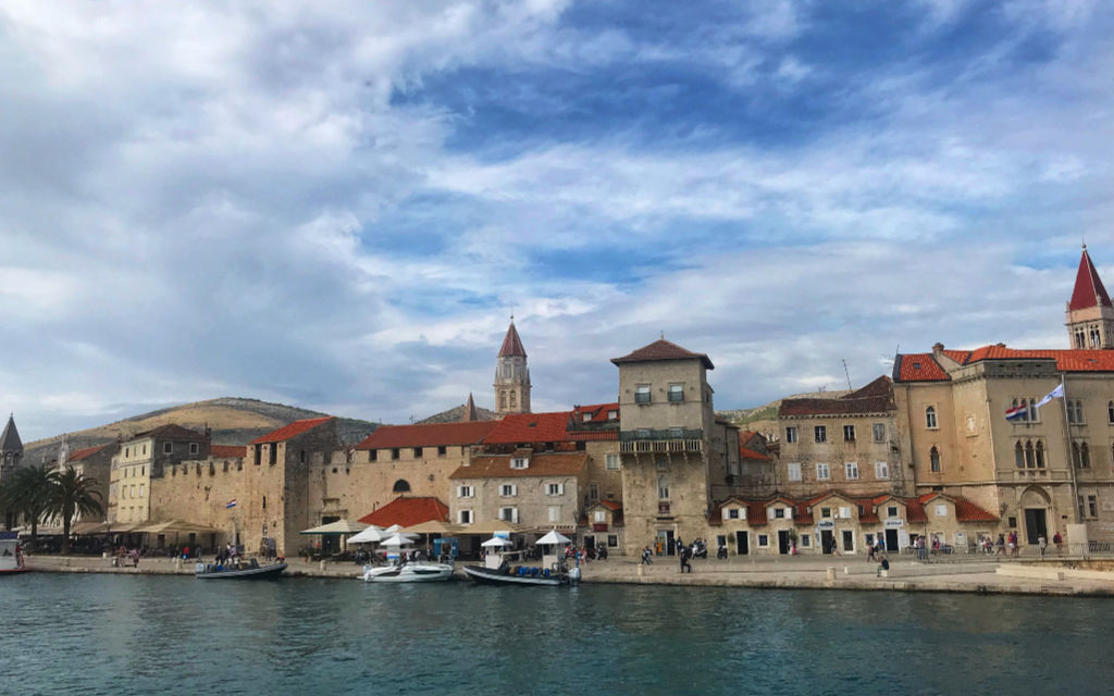 Trogir Day Trip from Split-Kirsten Maxwell Kids Are A Trip