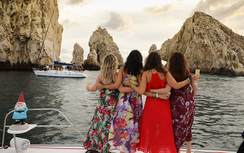 Cabo Adventures Luxury Sunset Cruise