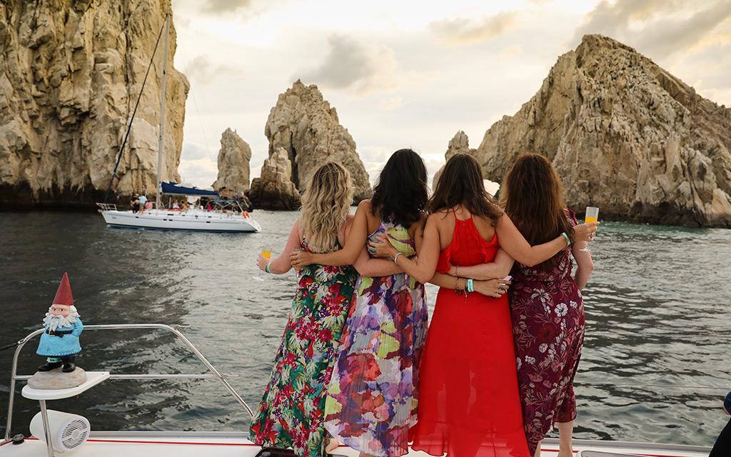 Cabo Adventures Luxury Sunset Cruise