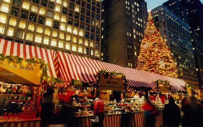 7 Magical Holiday Markets in the US