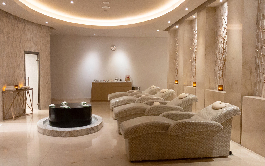 Le Blanc Spa Resort hydrotherapy