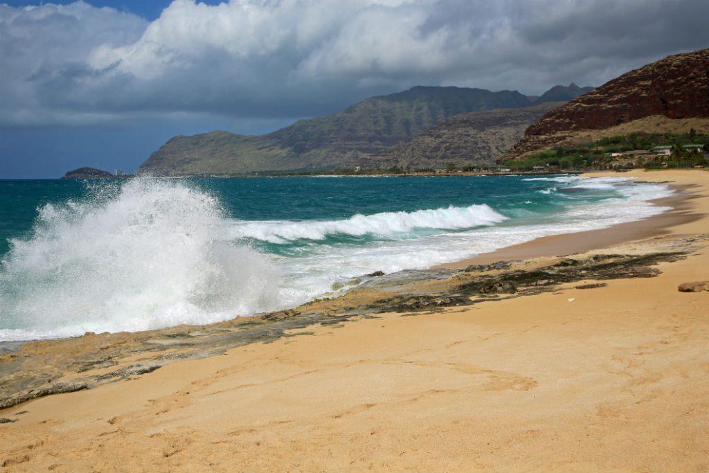 Oahu, Leeward Coast, Hawaii