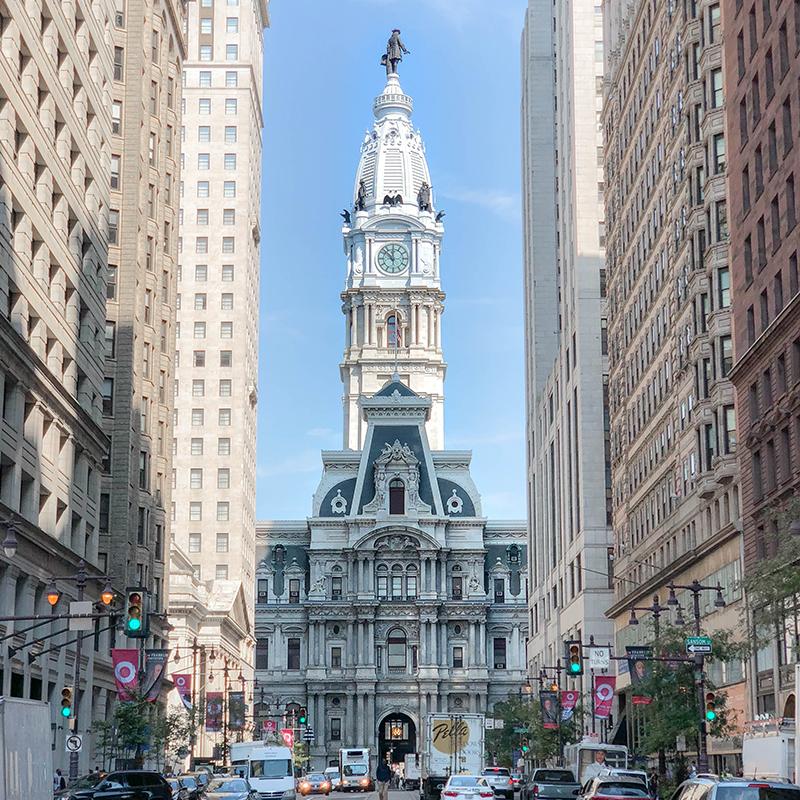 philadelphia, city hall