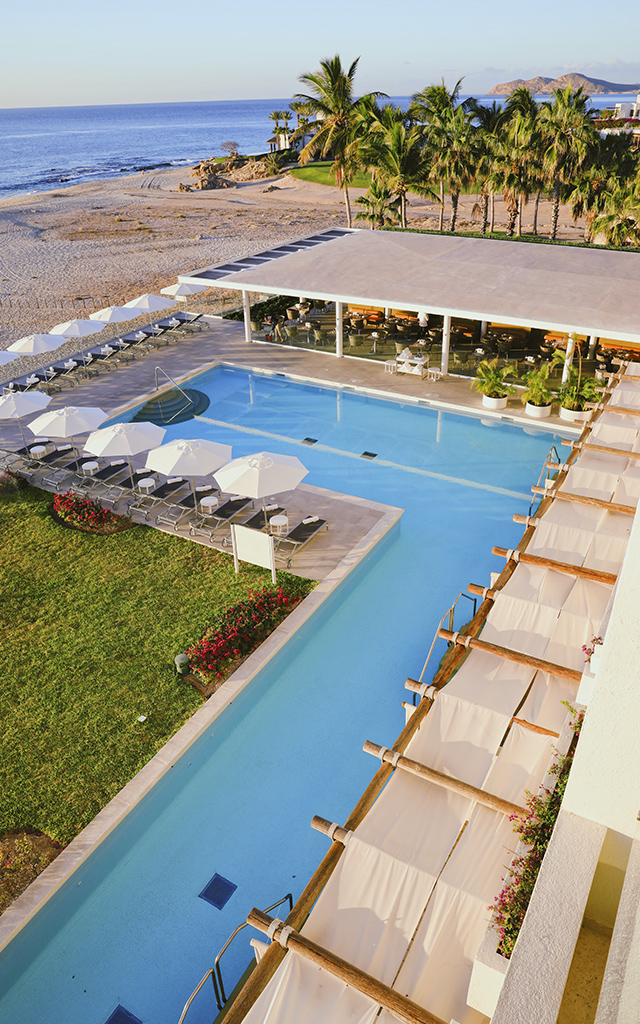 Royal Service Private Pool at Paradisus