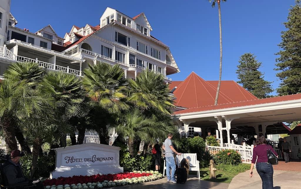 Hotel Del Coronado Hotel. Photo by: Mike Shubic of MikesRoadTrip.com