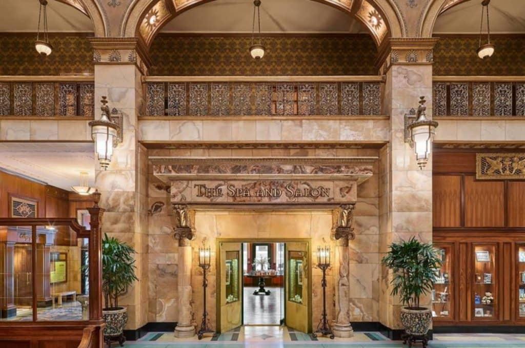 Denver, hotel, Brown Palace