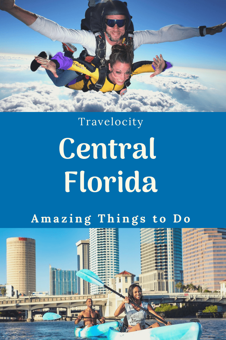 Central Florida has so much to offer for a vacation in the sun any time of year, but where to begin? We've got 19 ideas to help you start planning. #Gnomads #VisitFlorida #LoveFL