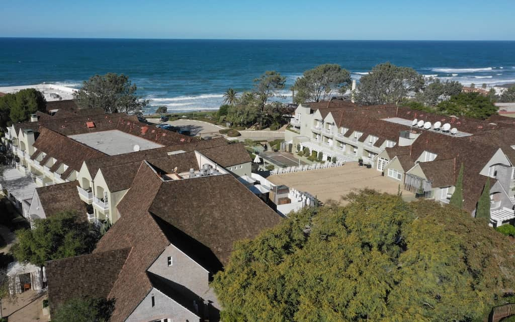 One of the coolest coastal hotels in San Diego is L'Auberge Del Mar. Photo by: Mike Shubic of MikesRoadTrip.com