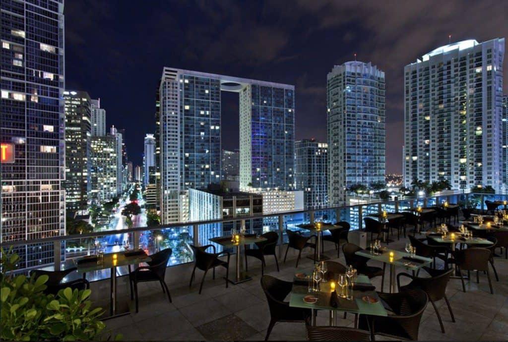 Epic Hotel, Miami, Florida