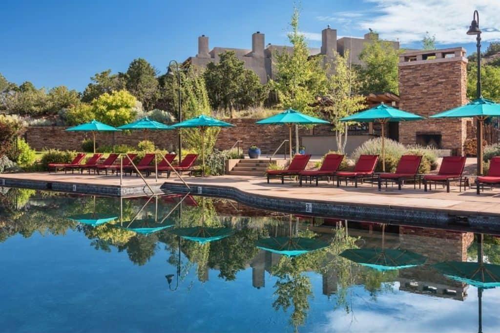 Four Seasons, Santa Fe, New Mexico