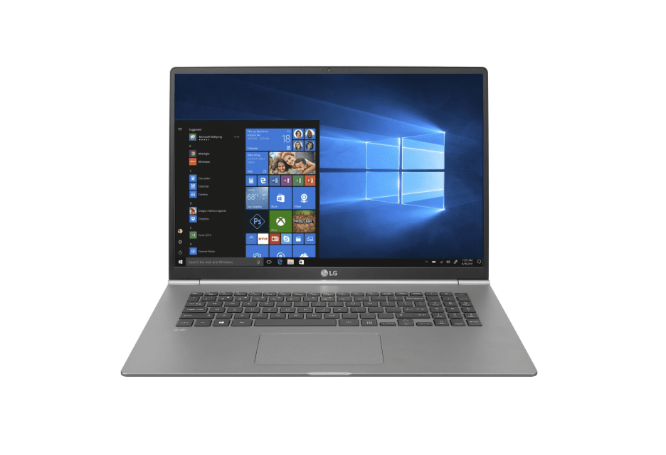 "LG Gram 17"" Ultra-Lightweight Laptop"
