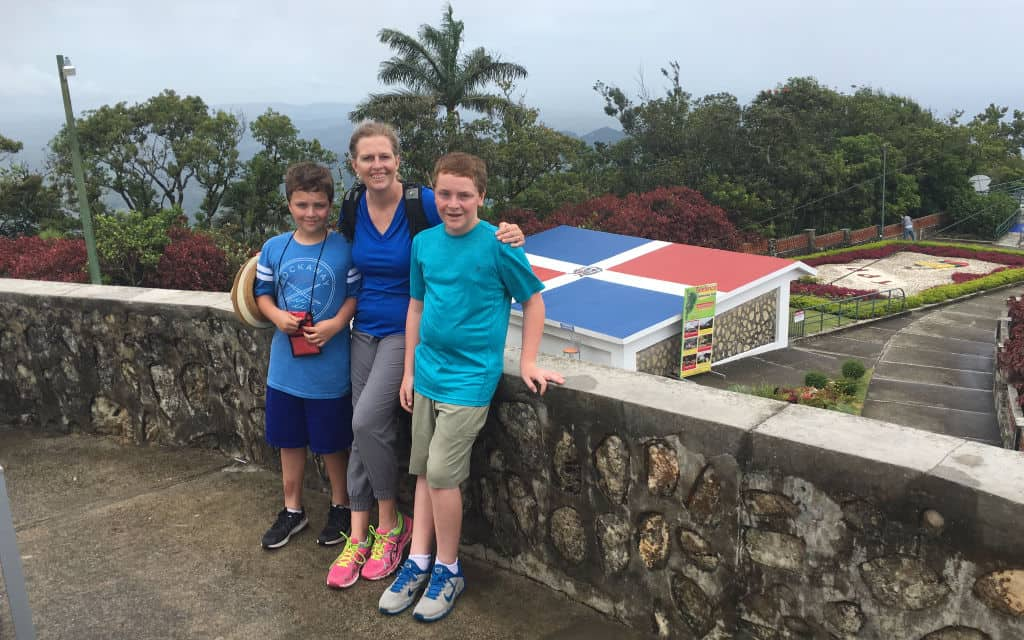 Maxwell Family Dominican Republic-Kids Are A Trip