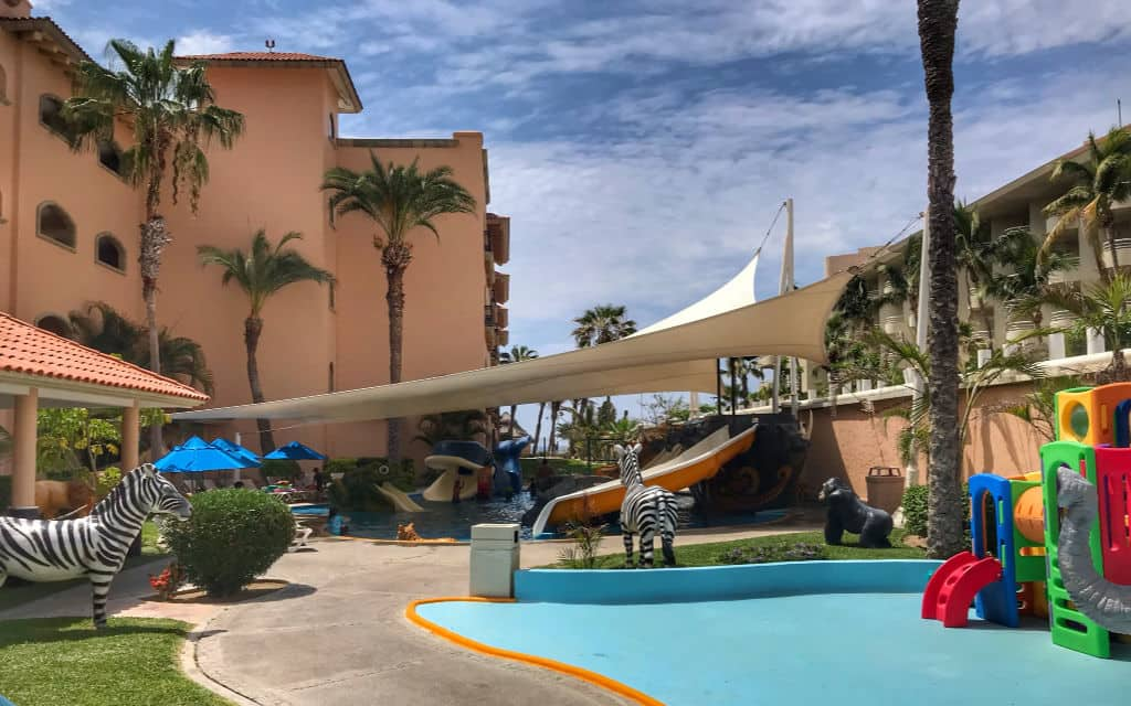 Royal Solaris Kids Club Cabo-Kids Are A Trip