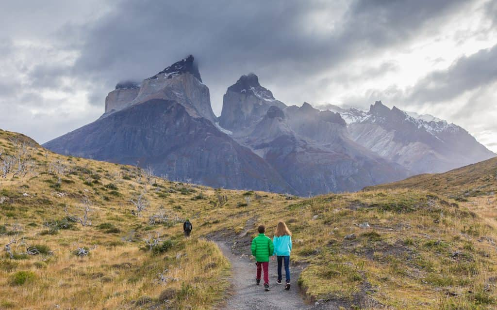 South America - Hiking in Chilean Patagonia