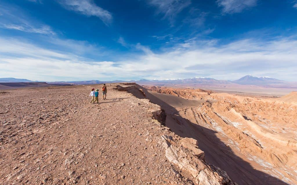 South America - Chile's Atacama Desert
