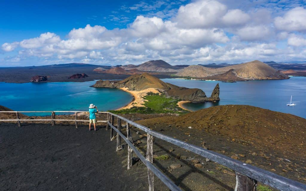 South America - The Galapagos are diverse - and stunning!