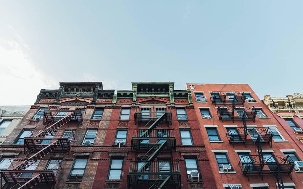 Neighborhood buildings