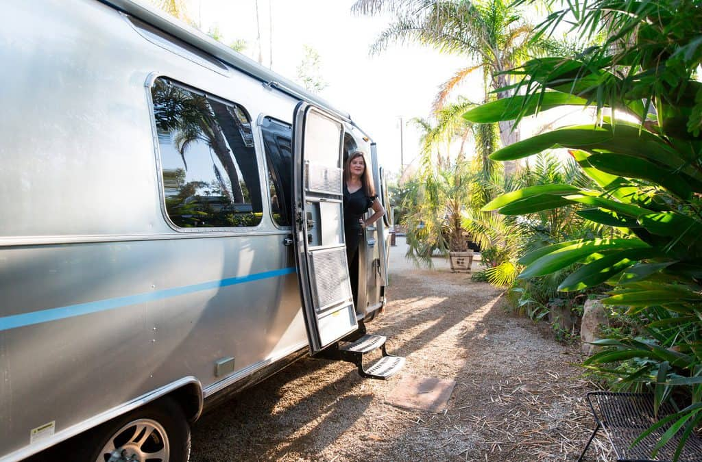 Caravan Outpost: An Airstream Glamping Experience