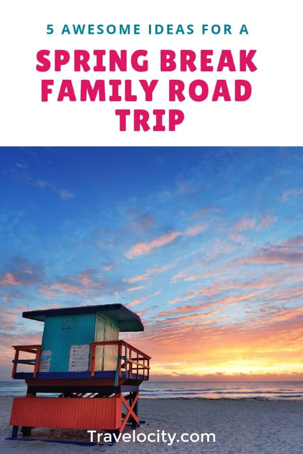 If you're looking for family road trips, you've come to the right place. We have some of our favorite recommendations for spring break travel that will have you making plans in no time. - Kirsten Maxwell Travelocity