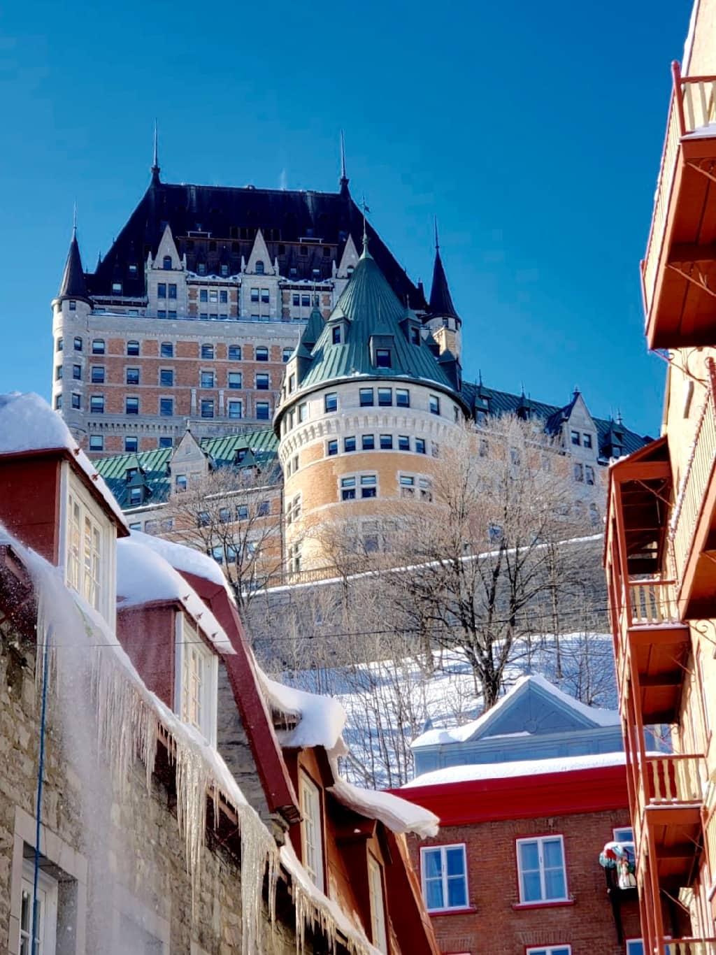 #QuebecCity, #CanadaTravel, #FamilyTravel