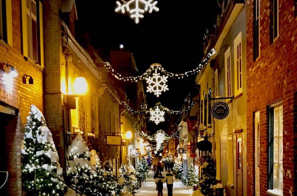 10 Photos That Prove Quebec City is a Winter Wonderland