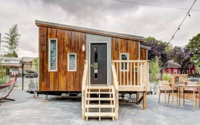 8 Adorable Tiny Homes You'll Want to Book Right Now