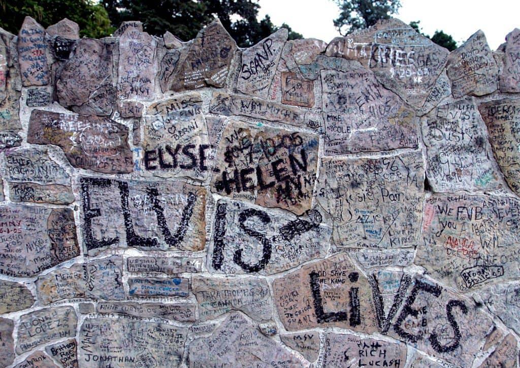 Elvis, Memphis, Graceland