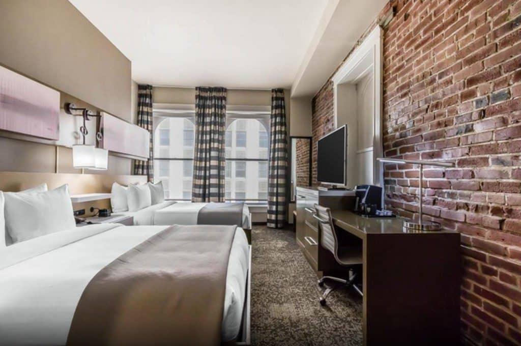 Memphis, Hotel Napoleon