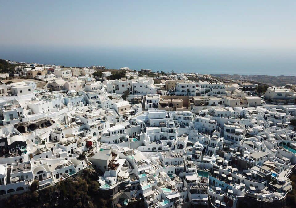 How to Properly Experience the Greek Islands of Santorini and Mykonos