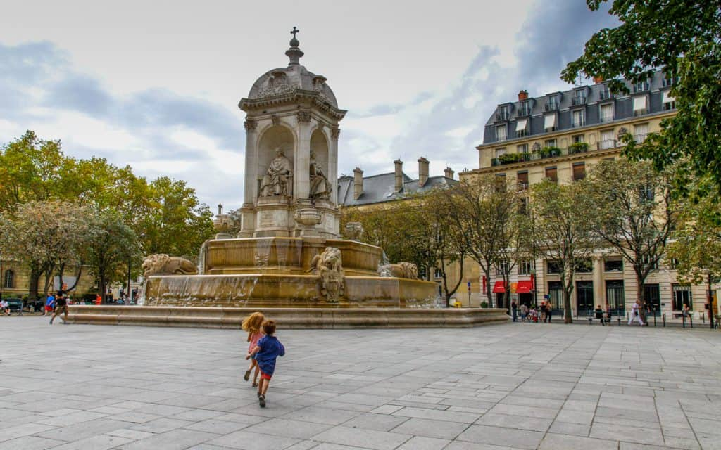 Paris on a Budget - Paris is amazing with fewer visitors!