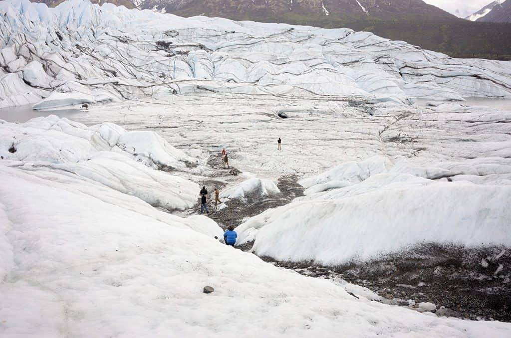Hike the Matanuska Glacier in Alaska