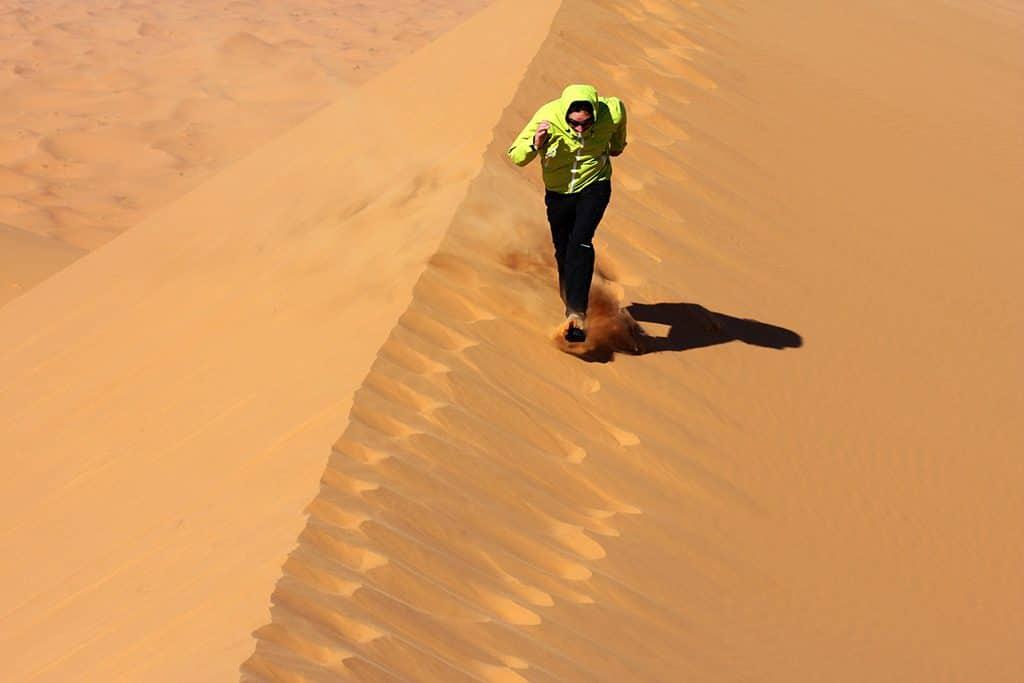 Run the Marathon des Sables in Morocco