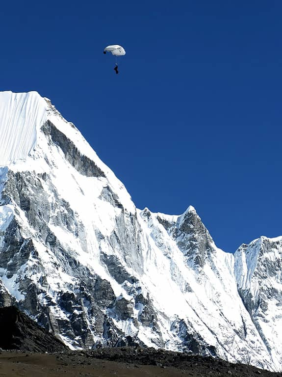 Skydive Over Mt. Everest in Nepal