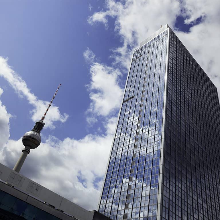 Jump Off Berlin's Highest Building