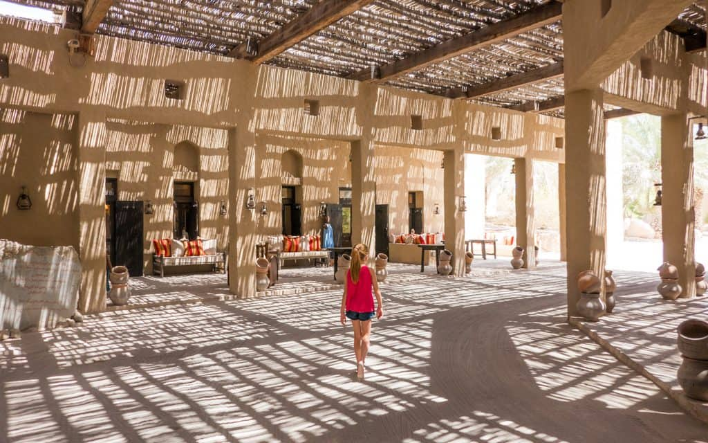 Family Travel Inspiration - At Six Senses Zighy Bay in Oman