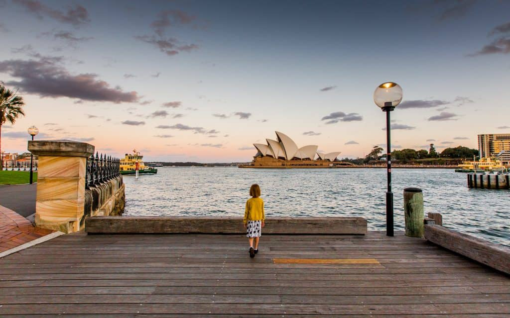 Family Travel Inspiration - In Sydney