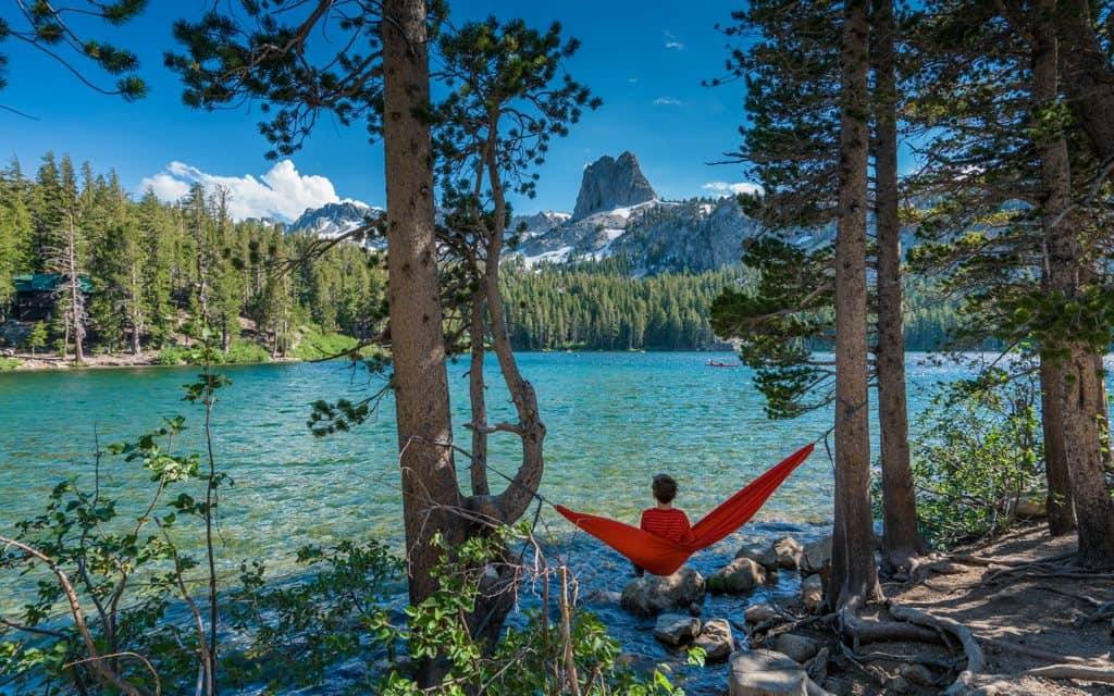 Family Travel Inspiration - Mammoth Lakes, California
