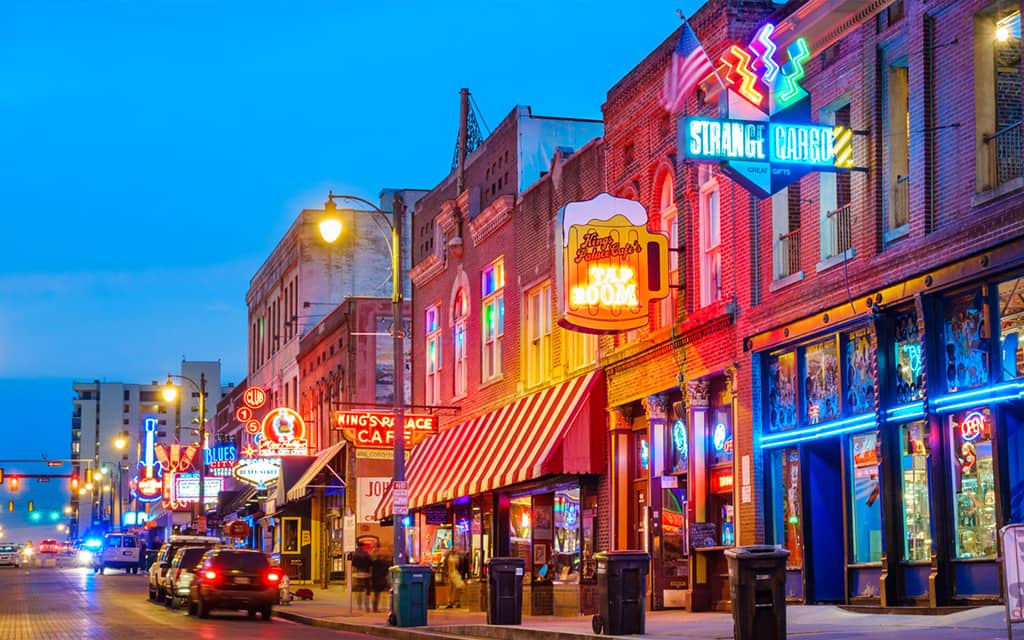 Why Memphis is the Talk of the South