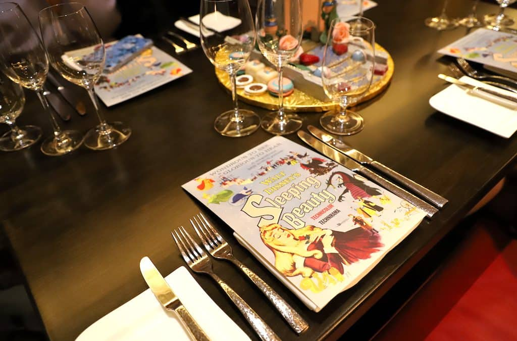 Disney World Dining: Storytelling with Food