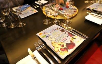 Disney World Dining: Storytelling with Food