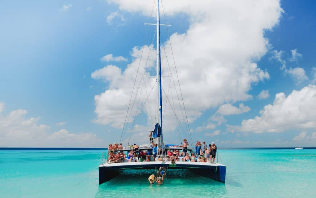 Grand Turk in the Caribbean has fantastic scuba diving