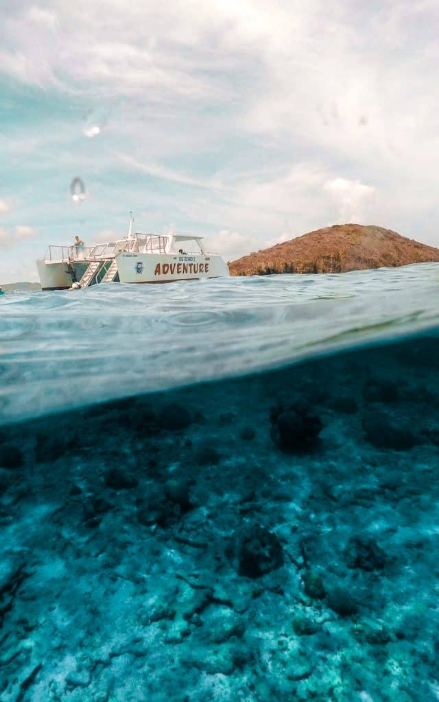 The Virgin Islands have some of the best scuba diving in the Caribbean