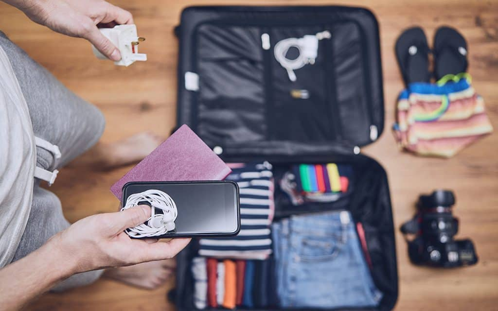 packing - travel for good