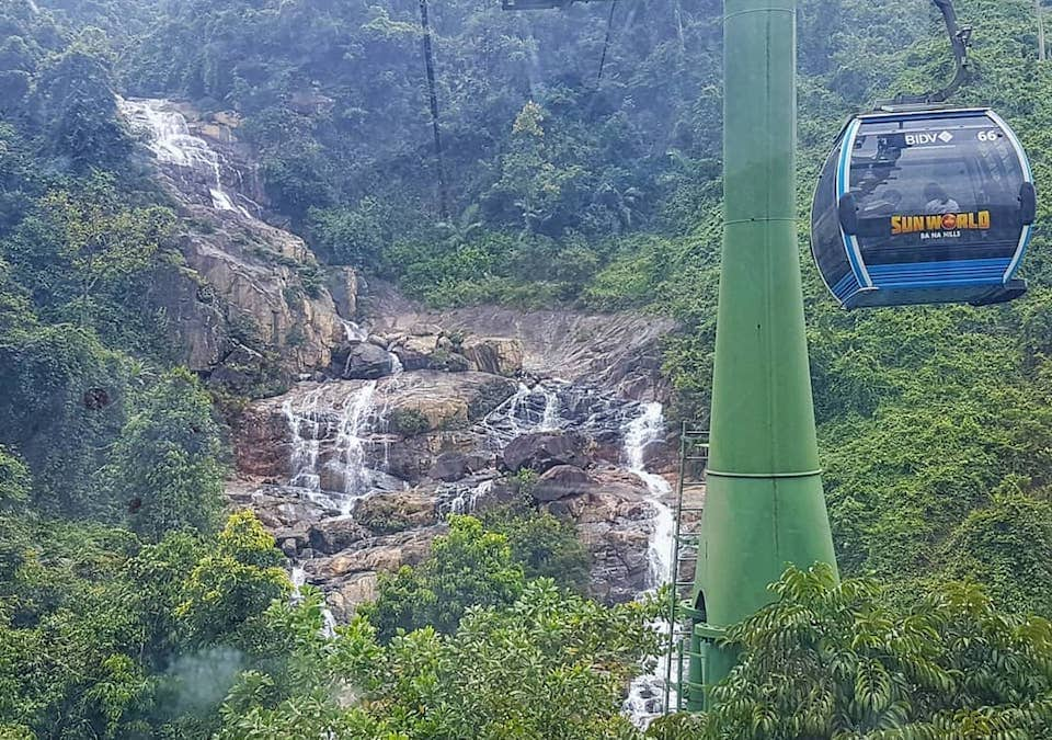 5 Things To Do In Vietnam After Your River Cruise - Cable Car