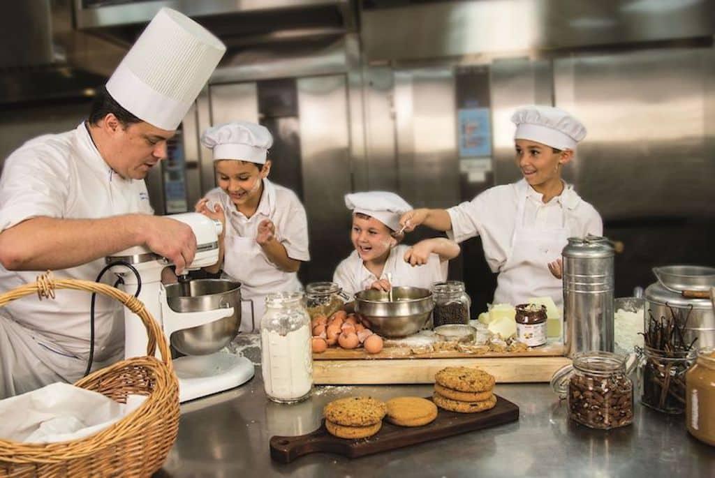 Chef program at Ritz Carlton Westchester