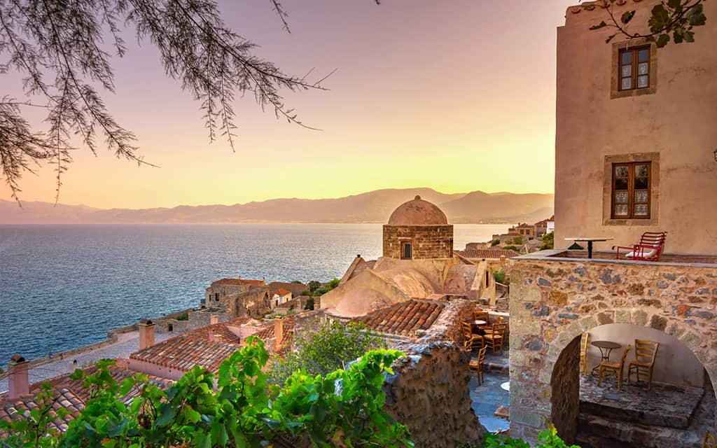 Monemvasia- Greece