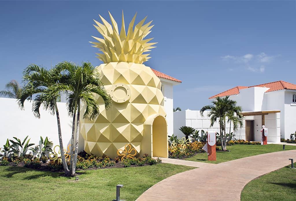 Pineapple House at Nickelodeon, Punta Cana