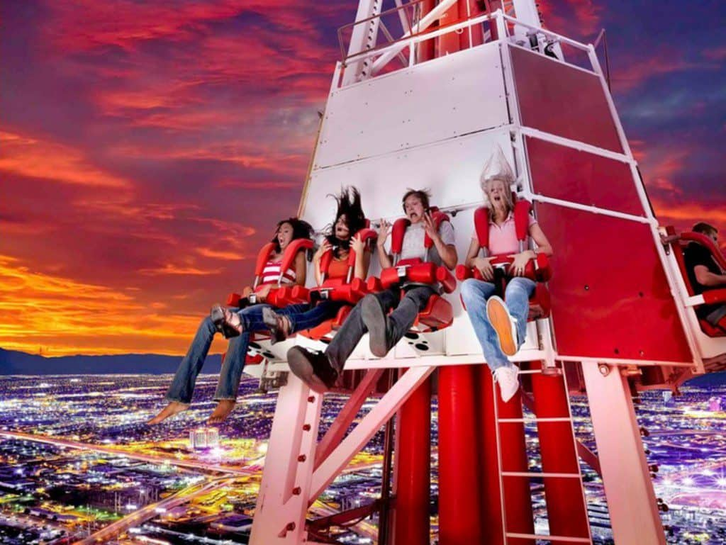 Strat Hotel, Las Vegas, Stratosphere