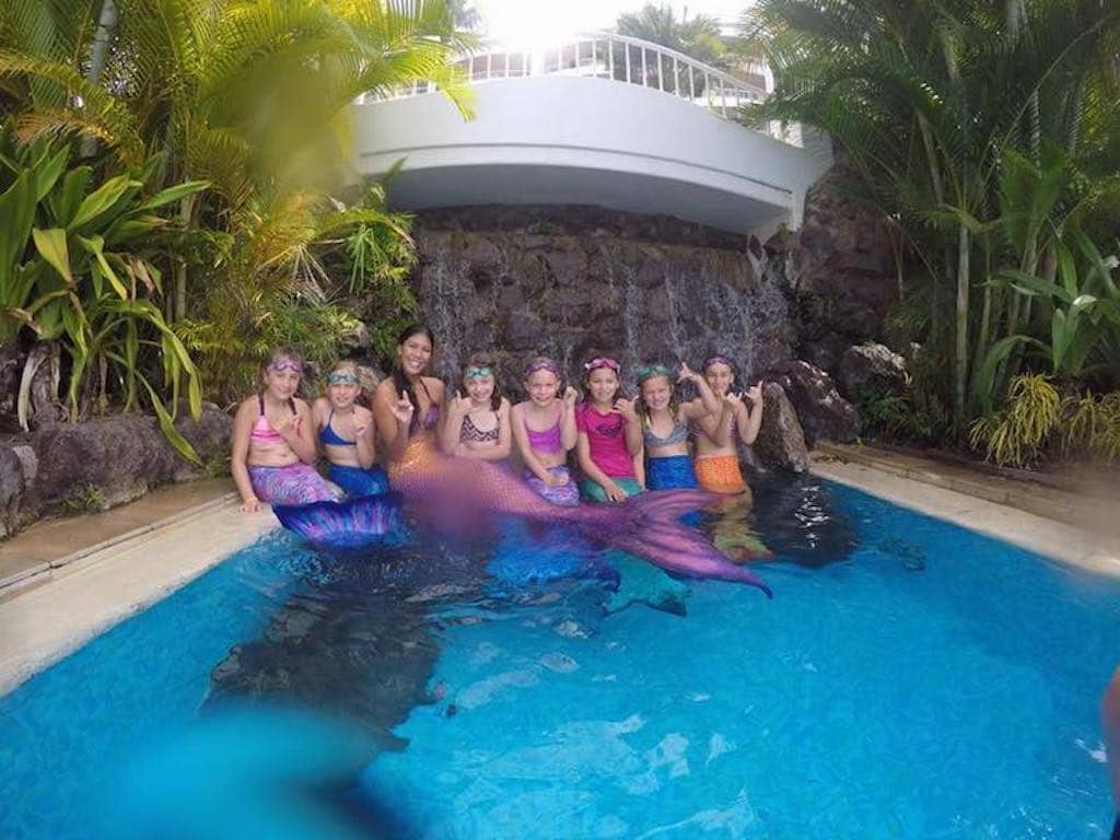 Mermaid University at Fairmont Kea Lani Maui