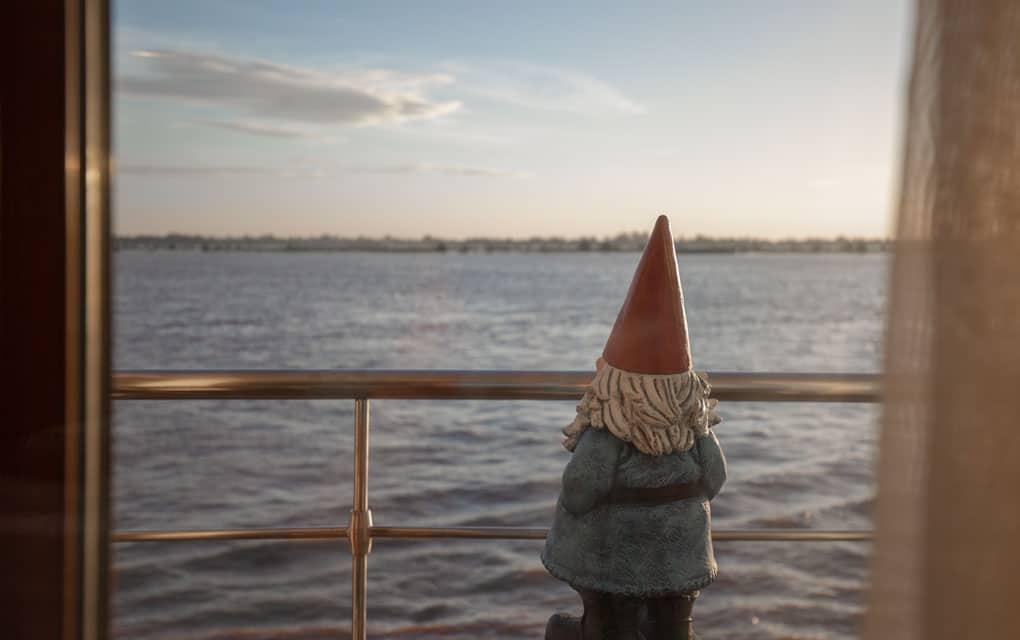 Cambodia, Vietnam, Roaming Gnome